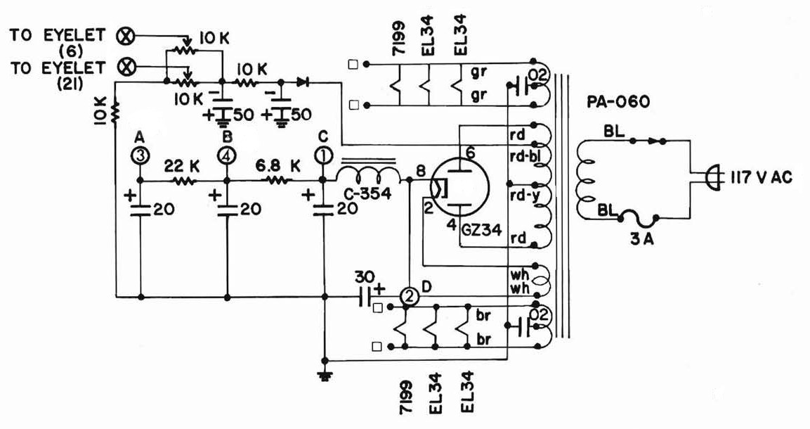 dynaco_st70_psu_schematic vaa mkii amp dynaco st70 wiring diagram at reclaimingppi.co